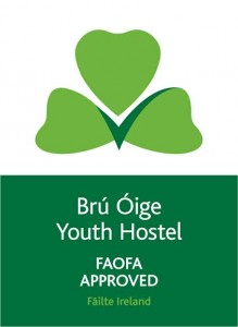 failte ireland, black valley youth hostel