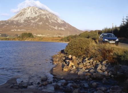 Errigal Mountain Picnic