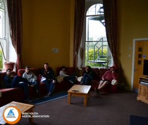 Killarney International Hostel Common Room