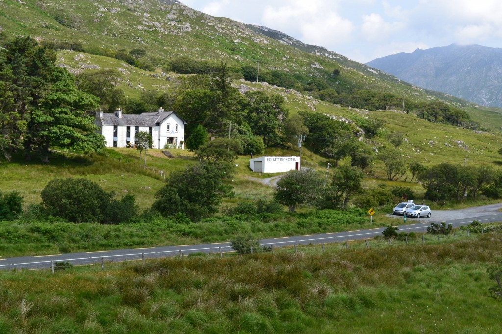 wild atlantic way hostel