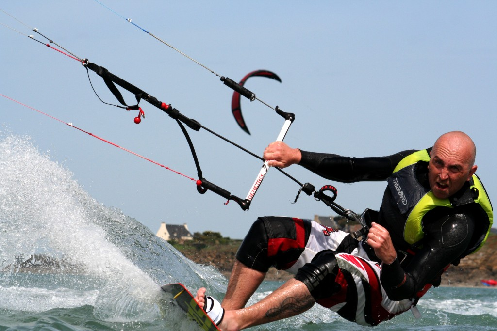 Kitesurfing_Speed