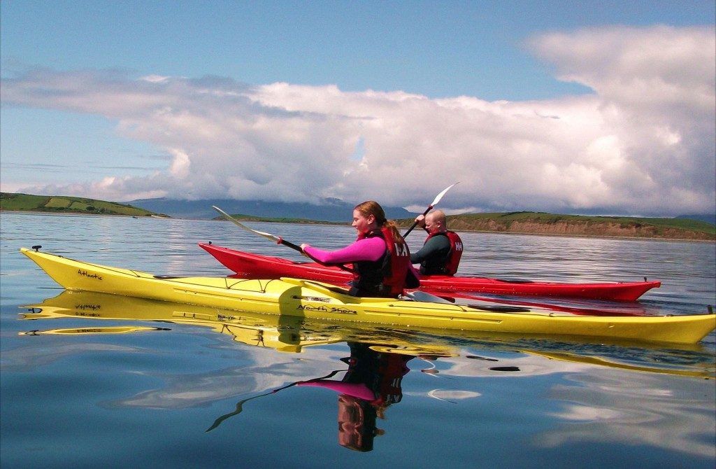 water activities in mayo