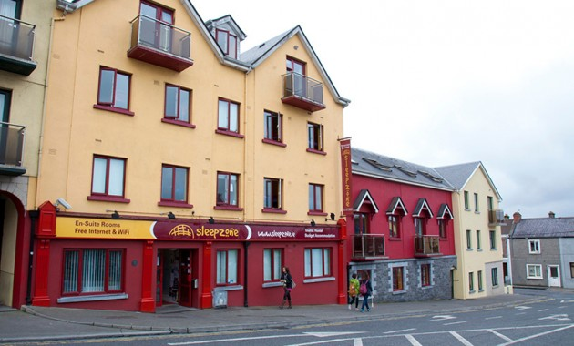 Galway City Hostel (Sleepzone)