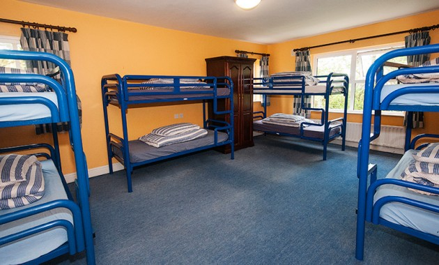The Burren Hostel Sleepzone