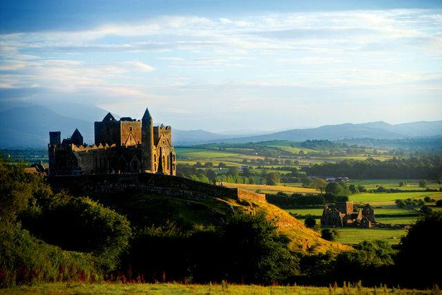 rock of cashel legend