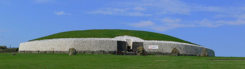 newgrange monument became an anoige hostel