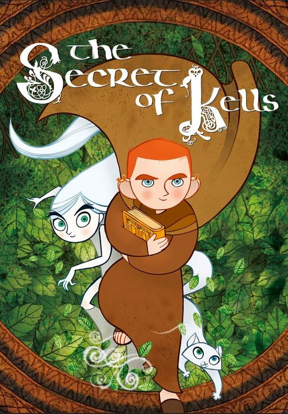 secret of kells poster