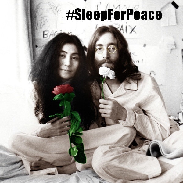 sleep for peace