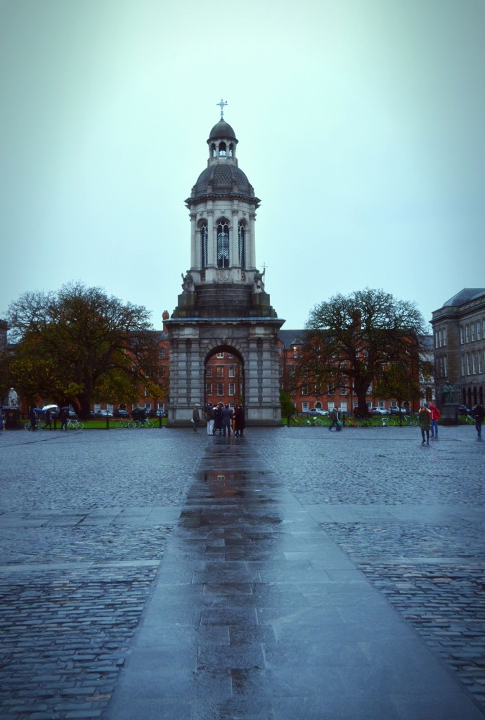First Impressions of Dublin