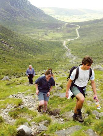 Activities in Ireland