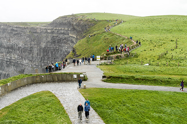 Day trip to Cliffs of Moher