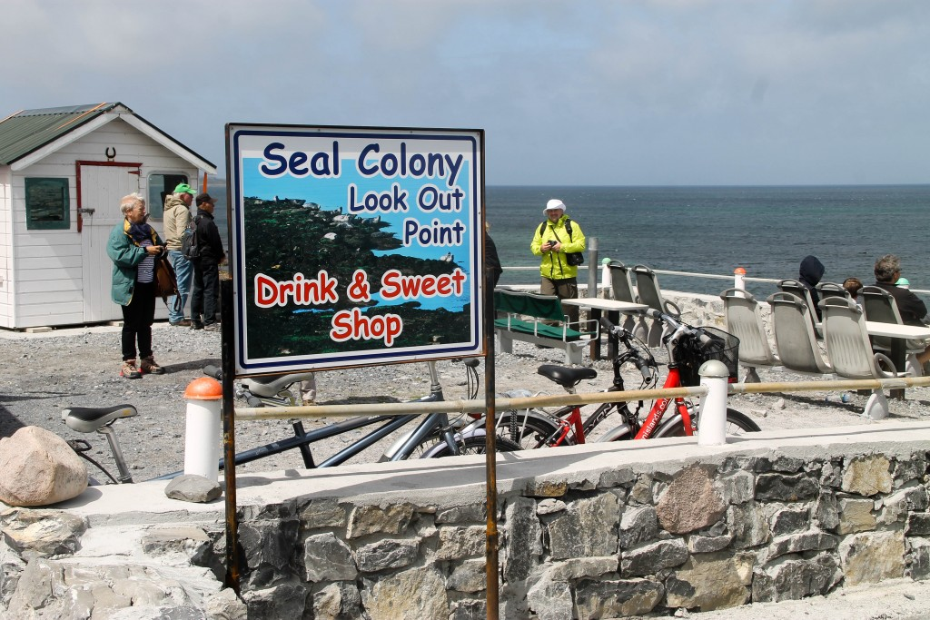 A day trip to Aran Islands