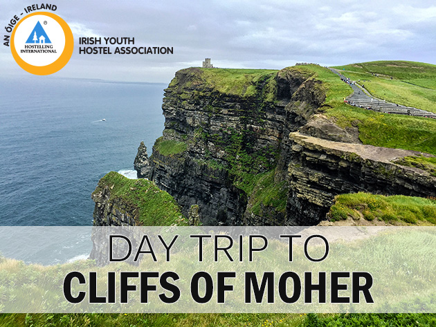 Day trip to Cliffs of Moher - Anoige Map Of Cliffs Moher on