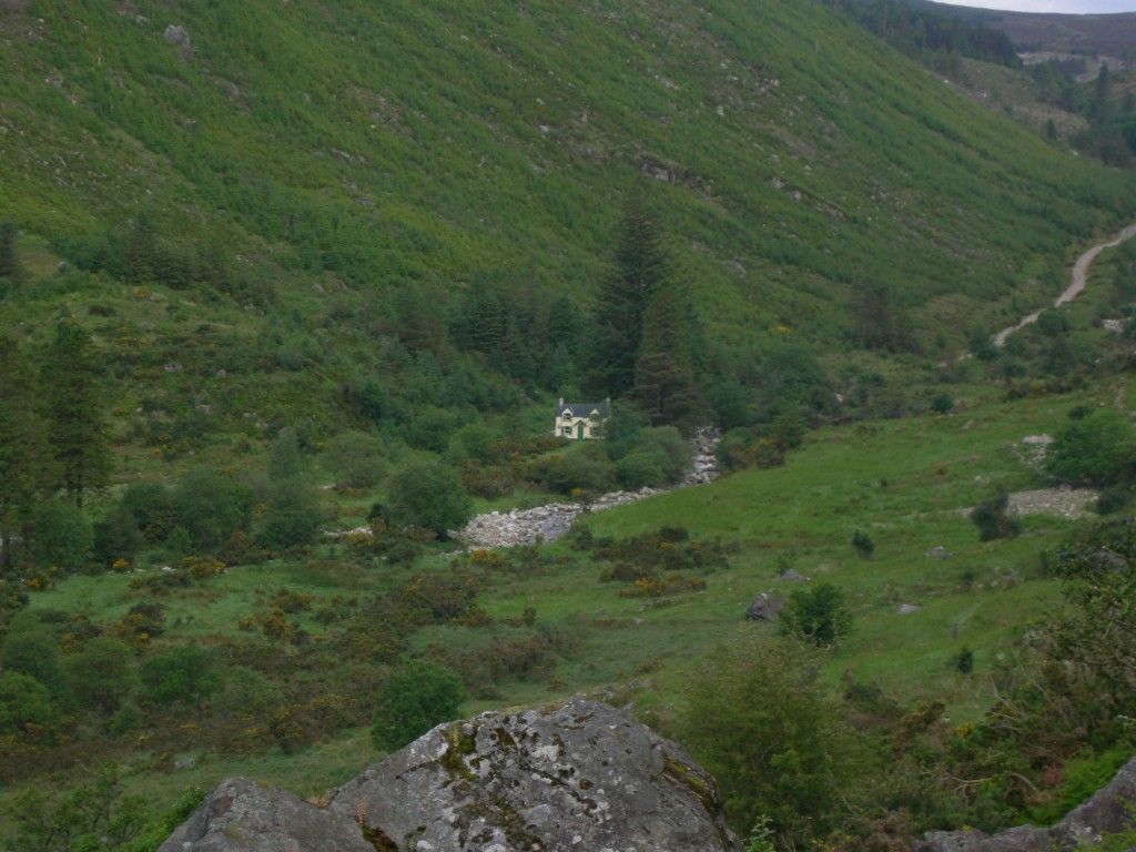 ghost of glenmalure