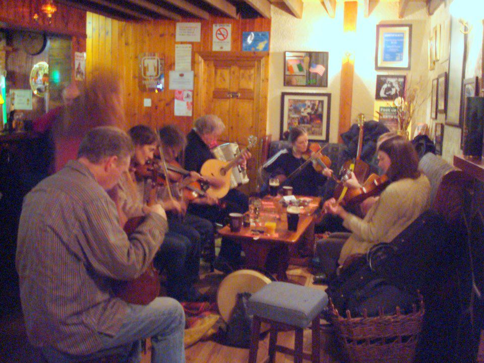 Irish Traditional Session