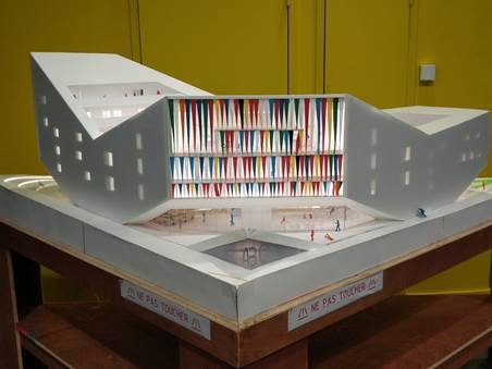 A model of the Hostel