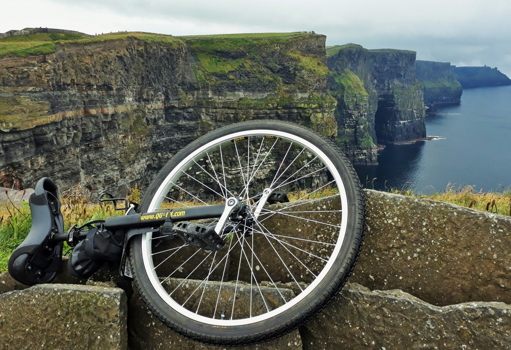 unicycle the wild atlantic way